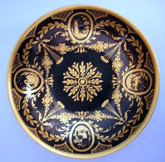 ... zu ALT WIEN SAMMEL TASSE ROYAL VIENNA CUP SAUCER DATIERT DATED 1800