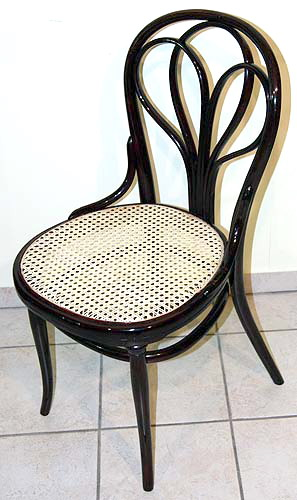 thonet sessel jugendstil chair art nouveau um 1900 nr 25 ebay. Black Bedroom Furniture Sets. Home Design Ideas