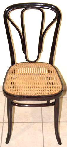 Thonet sessel art nouveau chair wien um 1905 nr 476 ebay for Sessel jugendstil